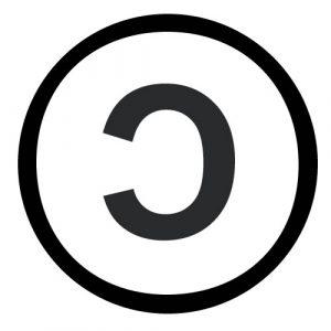 copyleft symbol