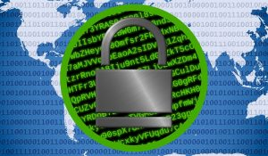 data security protected: your system is locked worldwide