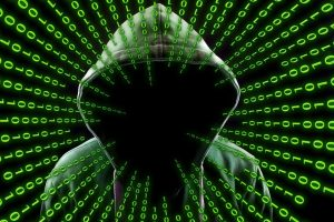 the hacker looking for data security holes in your open source software