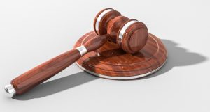 the gavel in an open source indemnity lawsuit