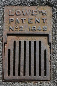 intellectual property - old patent