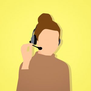 a customer support rep helps enforce browsewraps