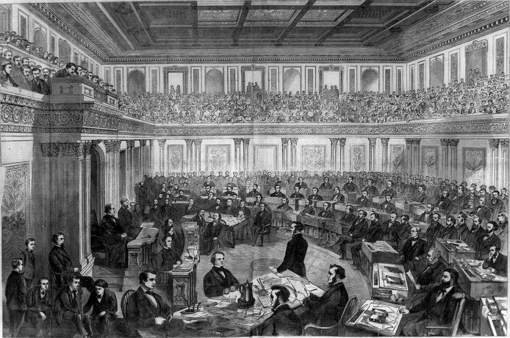 Impeachment didn't work in 1868. Maybe an independent Attorney General would have.