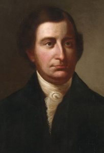 Attorney General Randolph, removable only by impeachment under the original plan?
